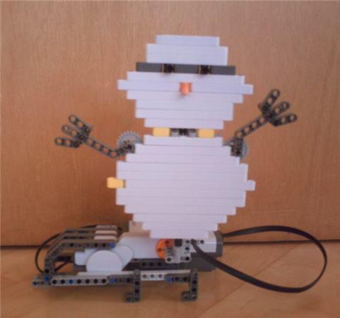 SnowManBot