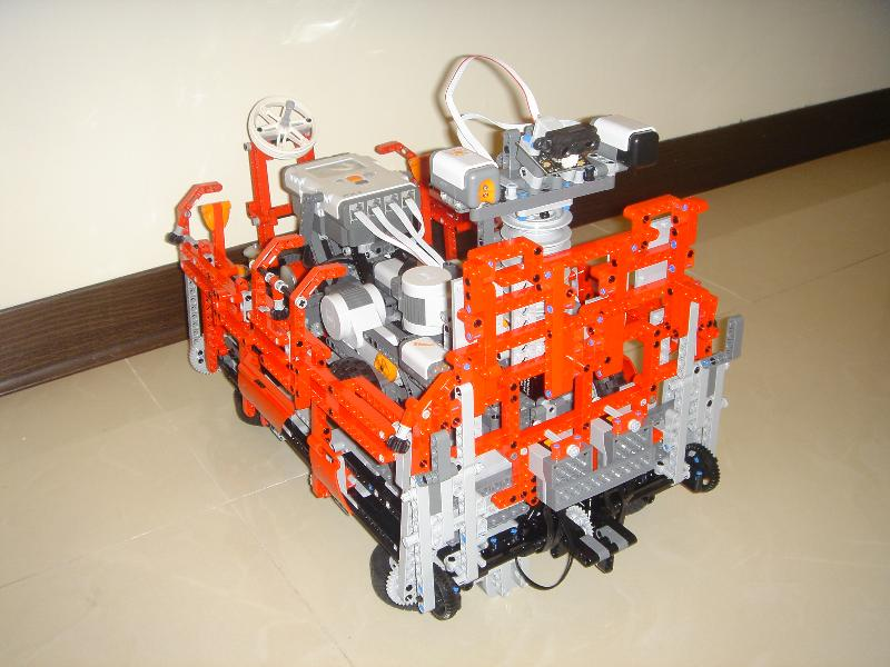 Inventions 171 The Unofficial Lego Mindstorms Nxt Inventor S
