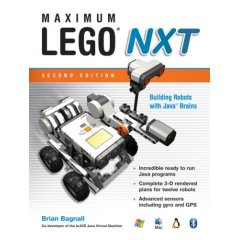 Second Edition of Maximum LEGO NXT